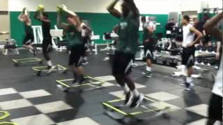 Spartan Men's Basketball Strength and Conditioning