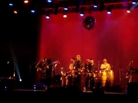 Jorge Drexler - Mi guitarra y vos +  Ama tu ritmo (Rubén Darío)