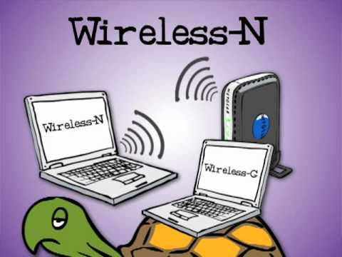 What's the Difference Between Wireless G and N? | NETGEAR