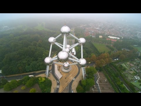 Brussels by Drone