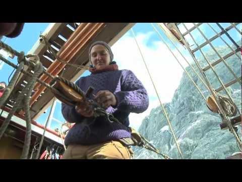 Rather Odd Journey -  1. Sailing in Antarctica