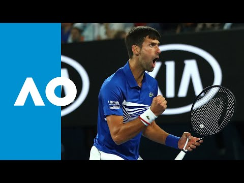 Final Game: Djokovic Enters The History Books (Final) | Australian Open 2019