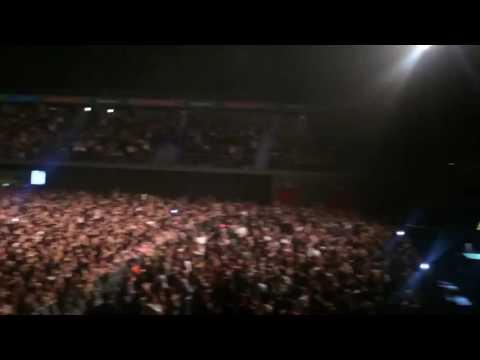 Andrés Suárez - Medley concierto en el Barclaycard Center Madrid (4 Noviembre 2016)