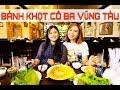 Ẩm thực đường phố: BÁNH KHỌT CÔ BA VŨNG TÀU- Trang ft. Anh Thư- SONG THƯ CHANNEL
