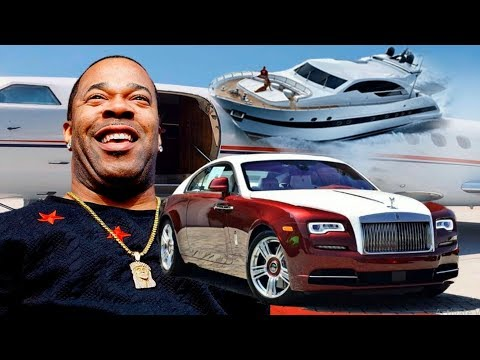 6 most expensive things owned by American Rapper Busta Rhymes