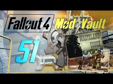 Download Youtube: FALLOUT 4 Mod Vault #51 : Stories, Roads and Ridable Robots