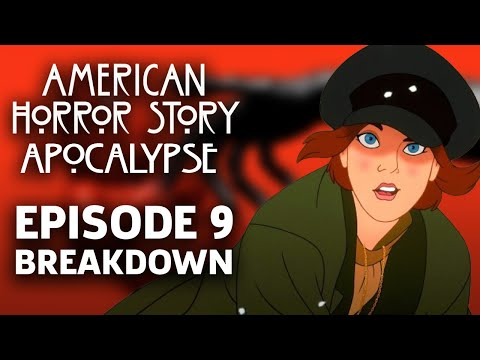 "AHS: Apocalypse Season 8 Episode 9 ""Fire and Reign"" Breakdown!"