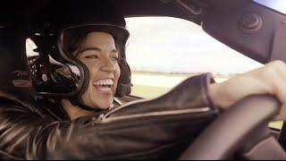 Riding Shotgun With Michelle Rodriguez: 2008 Corvette ZO6