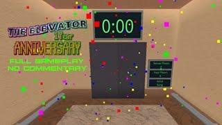 Roblox: L'ascenseur ne refait - plein jeu - aucun commentaire