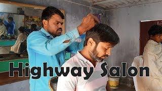 Highway Barber Morning Head Massage