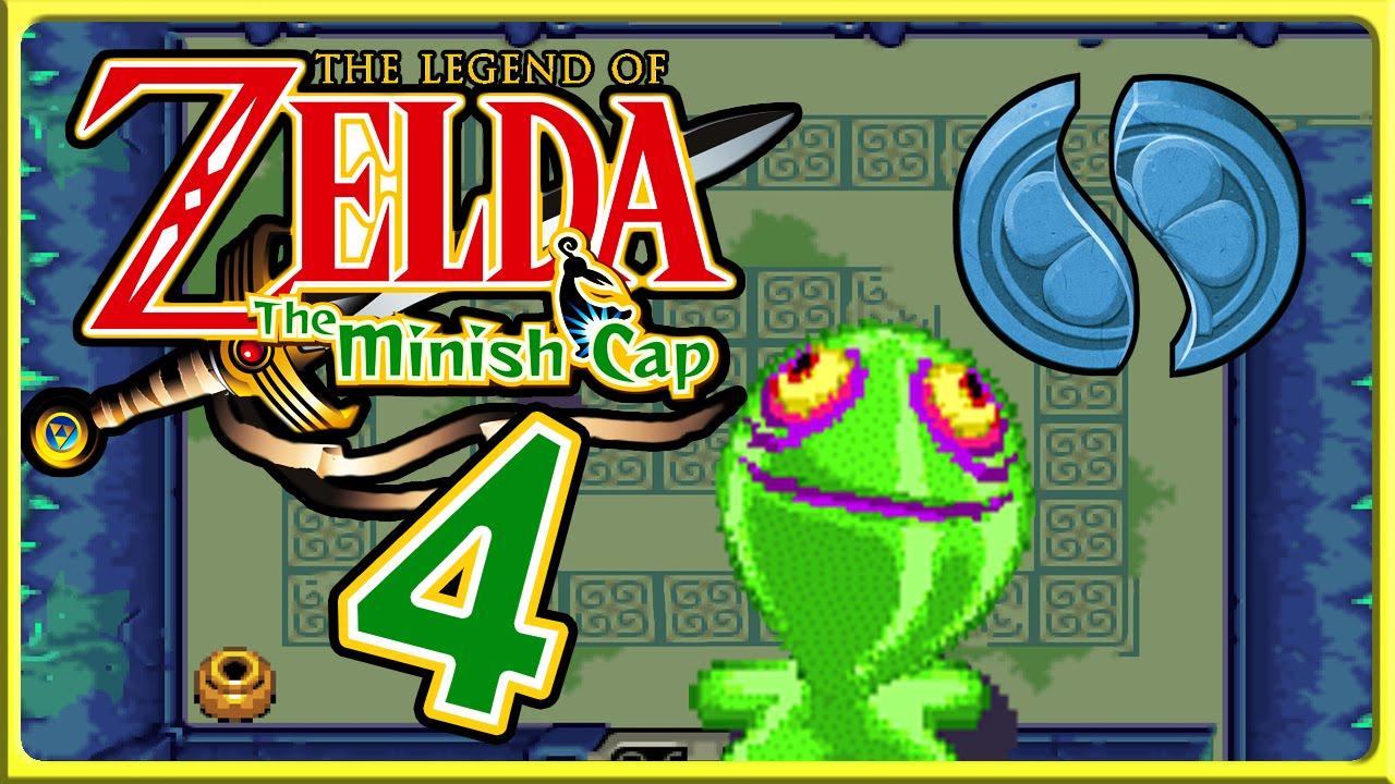 THE LEGEND OF ZELDA THE MINISH CAP Part 4 Gratis Fettabsaugung