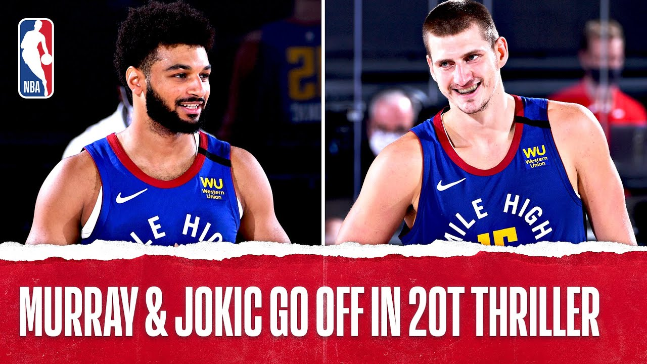 Murray & Jokic TAKE OVER Late In 2OT W!