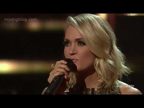 Carrie Underwood - Like I Never Love You Again 2016 CMT Artist of the Year Performance