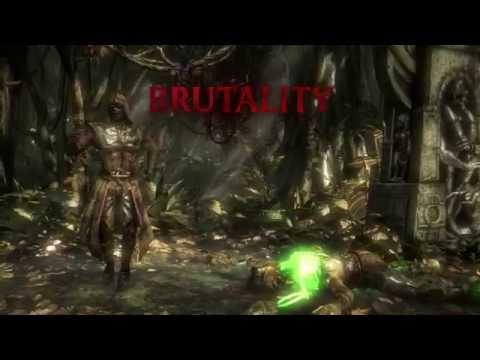 Guia de Mortal Kombat x - ¿Como Hacer Una Brutality En Mortal Kombat x?