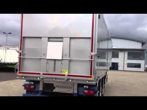 Fruehauf Tipping Trailer for Sale Andrew Smith Newton Trailers Limited