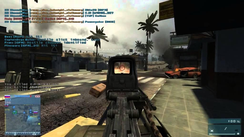 Скачать игра battlefield 2 rus через торрент