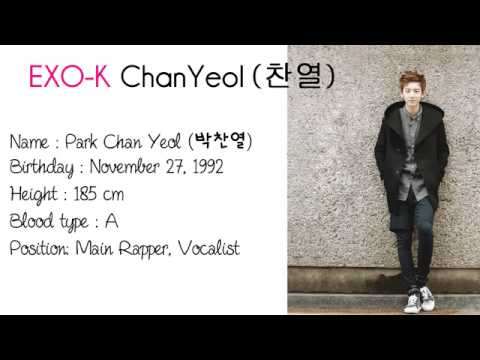Exo Member Profiles Youtube Posted by asianpopcorn on january 30, 2012 in profiles. exo member profiles