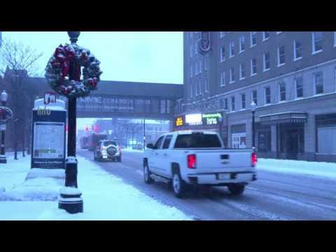 Winter In Fort Wayne