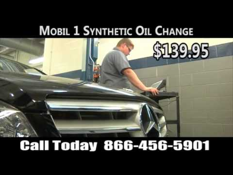 Mercedes benz service oil change alignment transmission for Mercedes benz oil change service