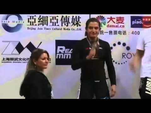 ADCC Beijing 2013 Female -60Kg  Award Ceremony
