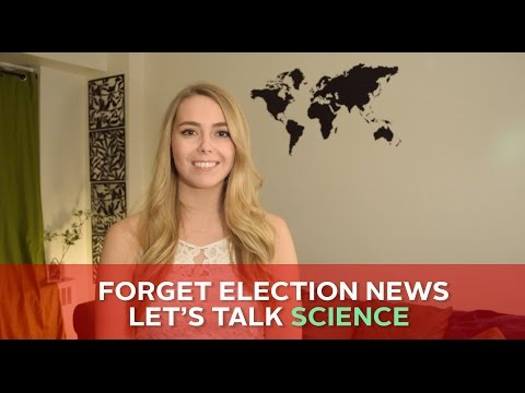 Science News You Probably Missed Because of the American Election