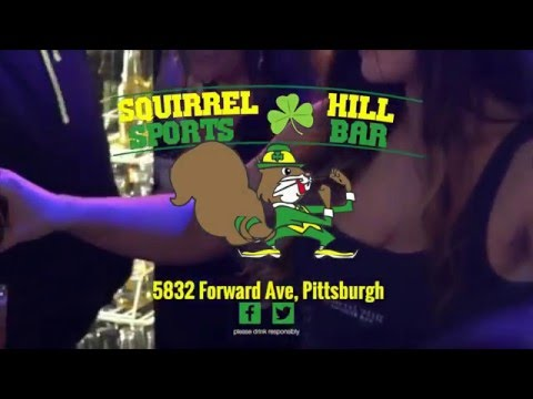 Squirrel Hill Sports Bar—CSR Filming Location In Pittsburgh