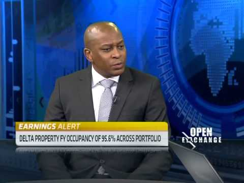 Delta Property Fund Full Year Results with CEO Sandile Nomvete