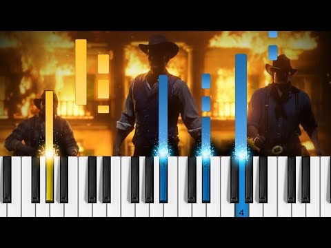 Lil Nas X - Old Town Road - Piano Tutorial  Piano Cover