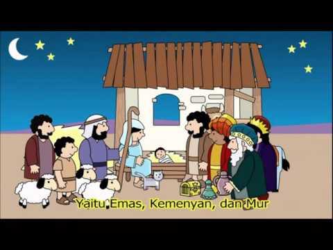 VIDEO YESUS LAHIR