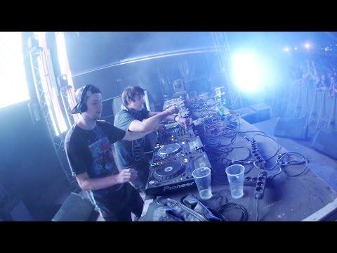 CAMO & KROOKED Live @ ELECTROBOTIK INVASION FESTIVAL 2014 - CIRCUIT PAUL RICARD