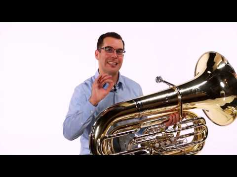 Tuba - Initiating Sound on the Tuba