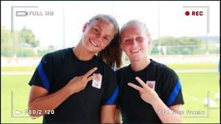 OranjeLeeuwinnen Wecome to Tokyo 2020 Netherlands Women s football SQUAD Tokyo 2020
