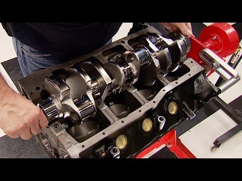 Stroking A 5.0L Small Block Ford to 347 C.I. - Engine Power S2, E8