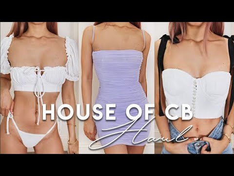 House Of CB Haul And Review