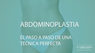 Repeat youtube video Abdominoplastia, Una Técnica Perfecta, Dr. Torres Fortich