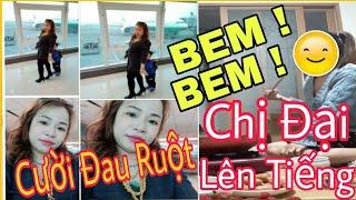 CHỊ ĐẠI Tiếp Tục Bức Xúc Về Chị VIỆT KIỀU Đài Loan - CƯỜI ĐAU BỤNG | Việt Đức Vlogs