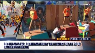 ALIWAN FIESTA 2018, UMARANGKADA NA!