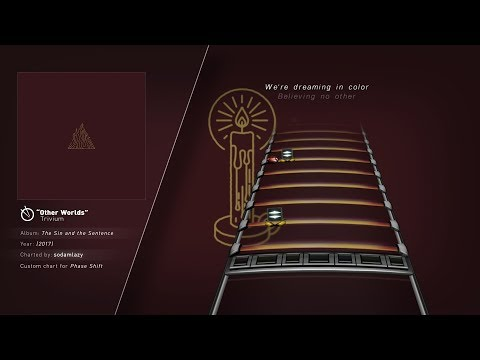 Trivium - Other Worlds (Drum Chart)