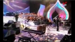Lucio Dalla and Vitas Concert San Remo 2001