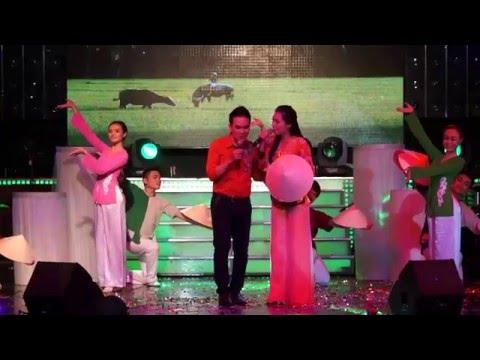 Hương Quê - Hồ Quang Lộc ft Trang Anh Thơ (Live Show Từ Tâm Yêu Thương 1)