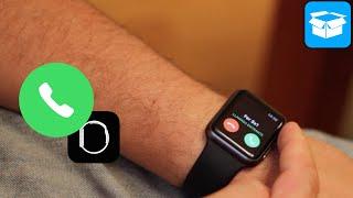 Apple Watch, cómo funcionan llamadas y mensajes