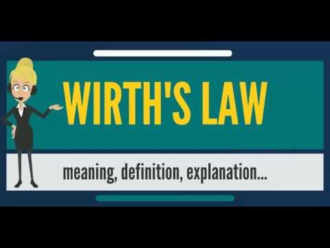 What is WIRTH