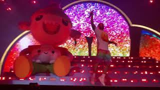 J Balvin & Bad Bunny - Yo Le Llego @ Rabobank Arena 2019