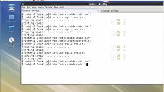 squid part 3 linex Server  RHEL part 17