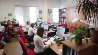 Флешмоб Ашан Украина Центральный офис