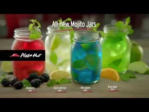 The all new Mojito Jars at Pizza Hut thumbnail