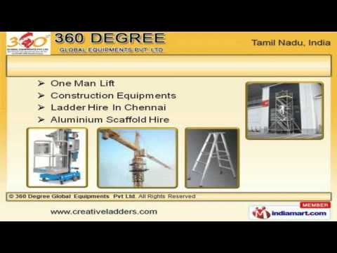 Industrial & Engineering Products By 360 Degree Global Equipments Pvt Ltd, Chennai