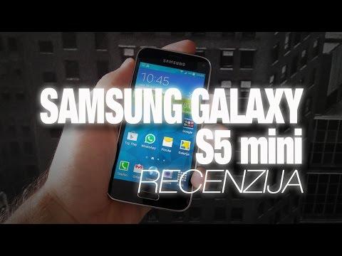 Samsung Galaxy S5 mini Video Recenzija