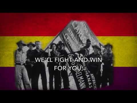 Die Thälmann Kolonne - Song of the German Republican Volunteers (1937) thumbnail