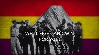Die Thälmann Kolonne - Song of the German Republican Volunteers (1937)